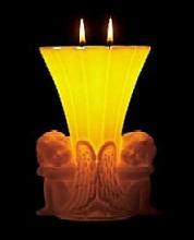 Kaarsen in engelhou…